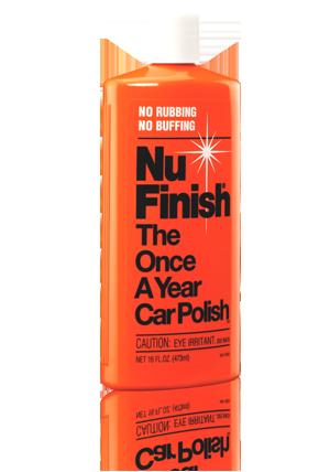 Dung Dịch Đánh Bóng Sơn Xe Hơi Ô tô Nu Finish Liquid Car Polish NF-76
