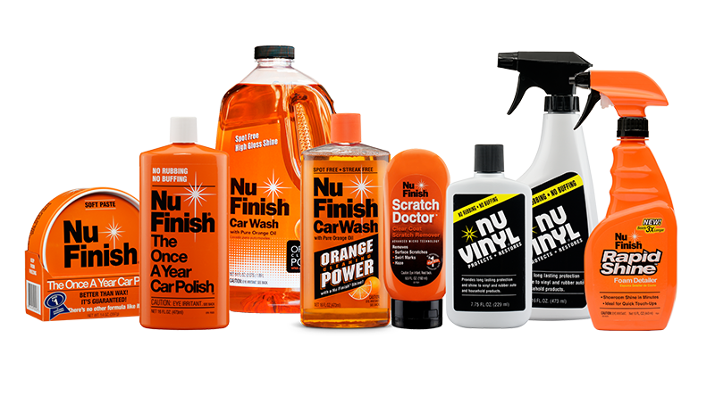 Nu Finsh Products