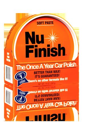 Xi Đánh Bóng Sơn Xe Hơi Dạng Kem Nu Finish Paste Car Polish NFP-80
