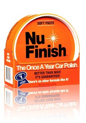 Xi Đánh Bóng Sơn Xe Hơi Dạng Kem Nu Finish Paste Car Polish NFP- 80